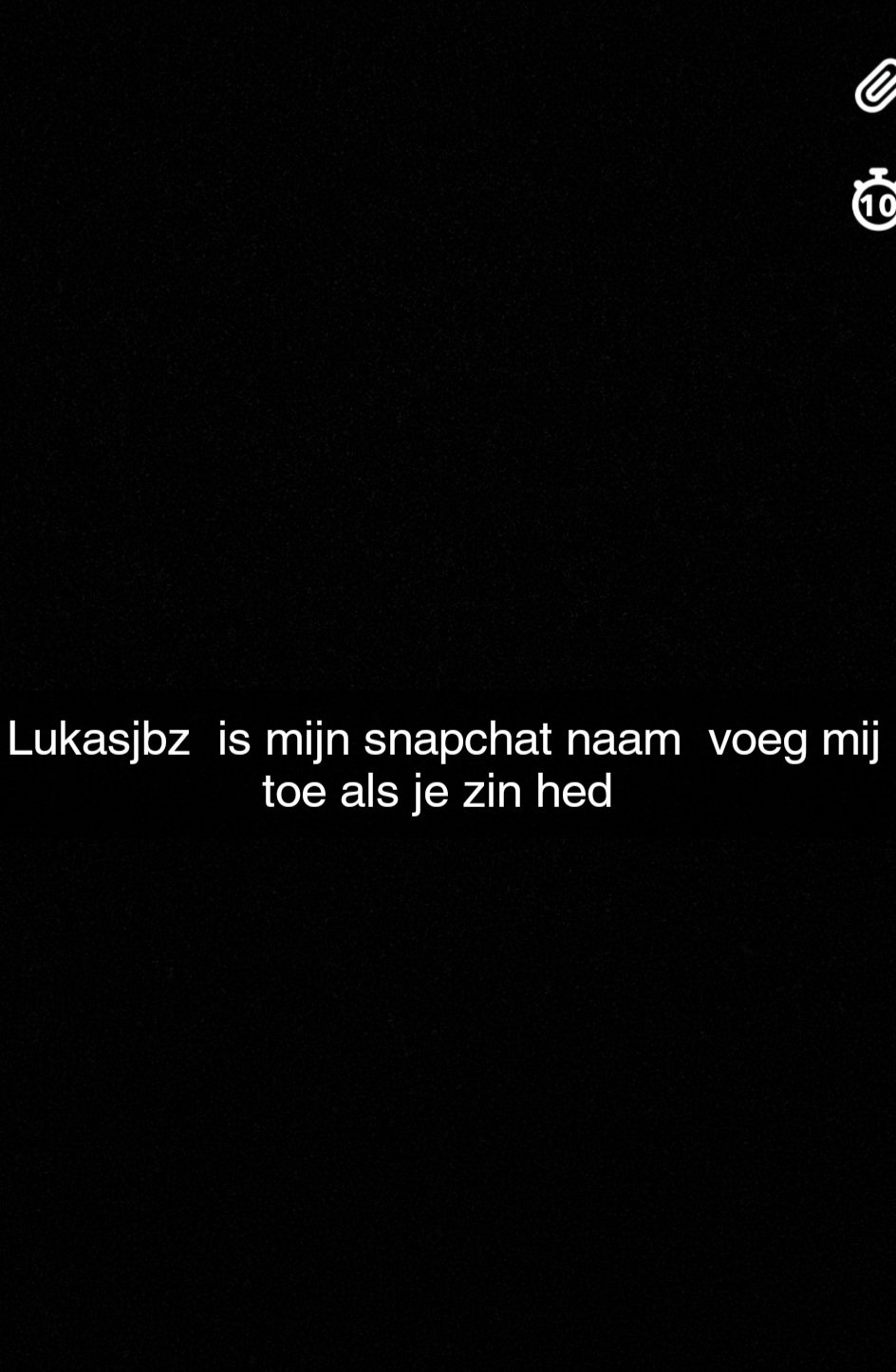 Lukas ggg uit Flevoland,Nederland